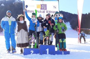 Prvi Mini Pokal Vitranc z odlično udeležbo (rezultati)