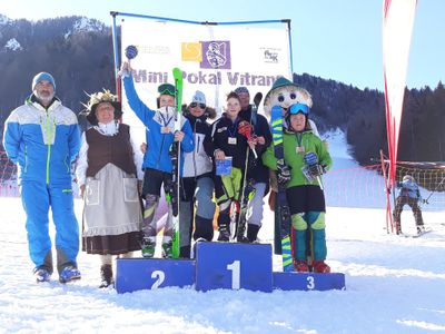 First Mini Vitranc Cup this season with very good attendance (results)