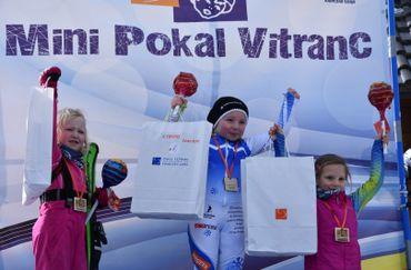 Odlično obiskana tudi druga tekma Mini Pokala Vitranc letos