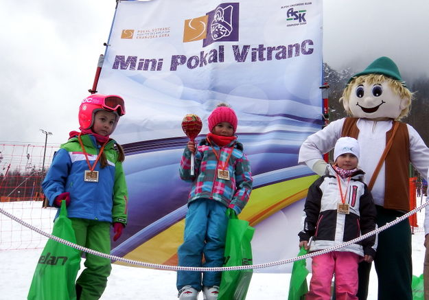 Mini Vitranc Cup this Saturday