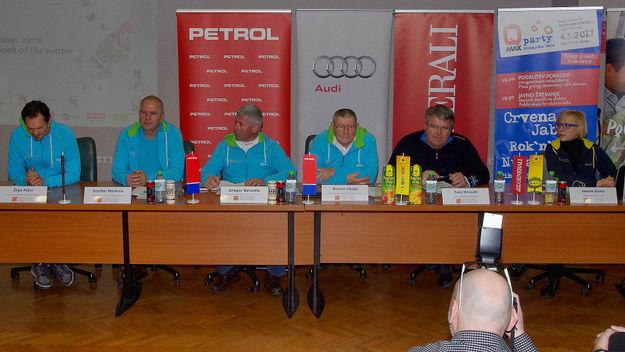 Slovenska predstavitev 56. Pokala Vitranc novinarjem