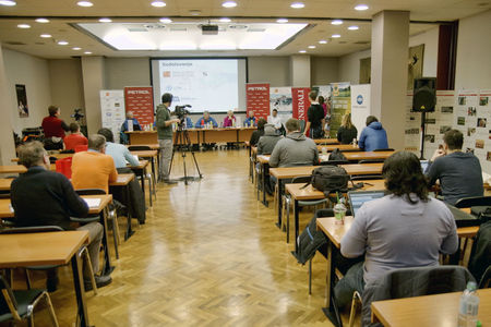 5th Vitranc Cup presented to journalists