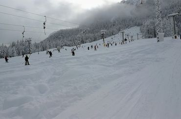 New snow package in Kranjska Gora