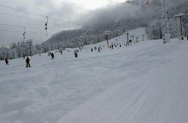 Nova pošiljka snega v Kranjski Gori