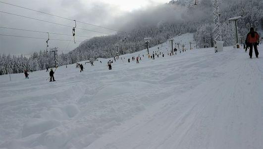 New snow package in Kranjska Gora