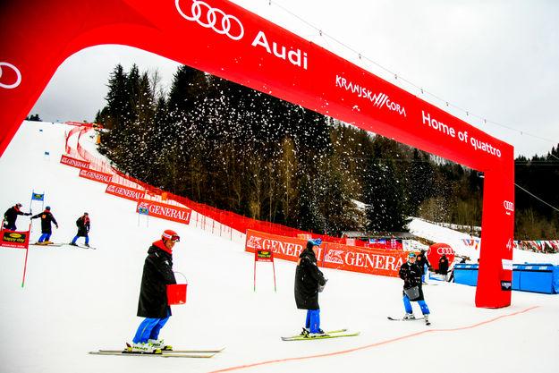 Pripravljeni na slalom