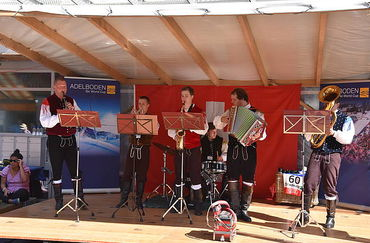 Brass Band Krško Represented Us in Adelboden