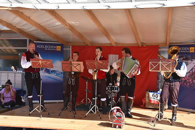 Brass Band Krško Represented Us in Adelboden
