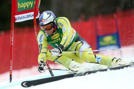 Veleslalom 1. tek / Giant slalom 1st run