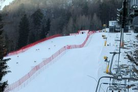 Ogled VSL proge / Race course inspection GS