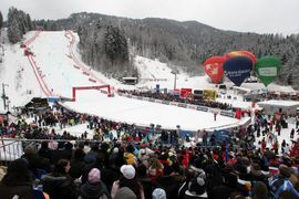 Veleslalom 2. tek / Giant slalom 2nd run