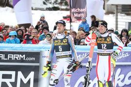 Slalom nagrade in Vitranc Cup / Slalom winners and Vitranc Cup