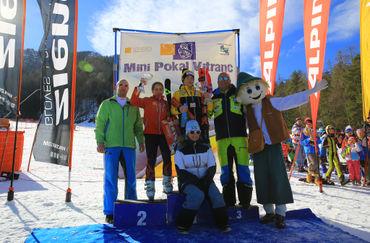 Uspešno izvedeno tudi drugo tekmovanje za 6. Mini Pokal Vitranc