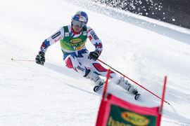 Veleslalom prvi tek / Giant slalom first run