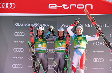 Statements of the Best in Giant Slalom