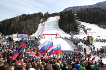 LOC World Cup Kranjska Gora took a responsible decision