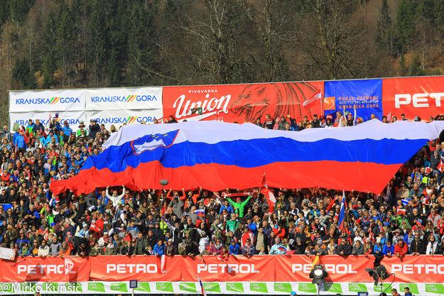 Na startu slaloma  šest Slovencev