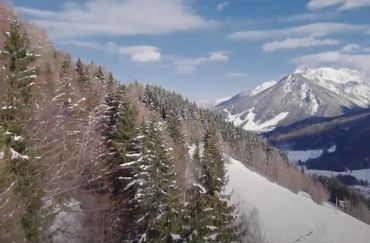 Zimski navdih v Sloveniji