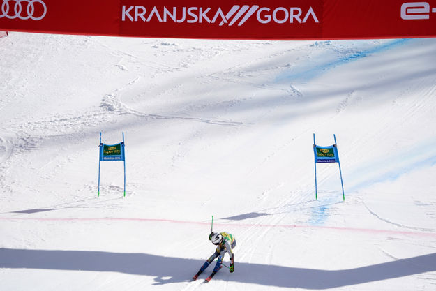 Jutri na slalomu štirje Slovenci
