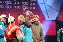 Žreb za slalom / Slalom draw