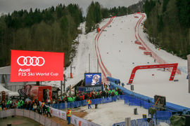 Sobotni veleslalom / Saturday Giant slalom
