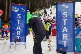 Kids Ski Festival 13.1.2018 / Kids Ski Festival 13.1.2018