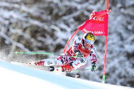 Veleslalom - prvi tek / Giant slalom - 1st run