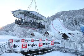 Veleslalom - priprava proge / Giant slalom - Track overiew