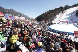 Slalom cilj in podelitev / Slalom finish