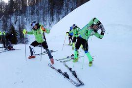 Ogled slaloma / Slalom overview