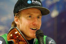 Veleslalom press konferenca / Giant slalom press conference