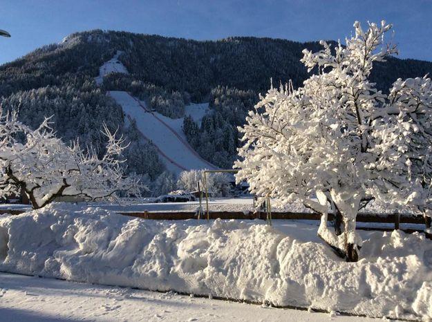 Winter fairytale in Podkorenl