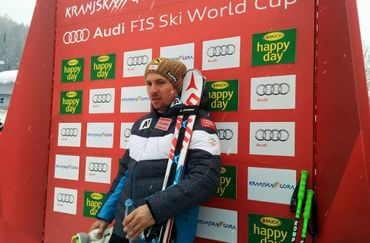 Austrian Skier in the Lead, Kranjec to Ski in the Final Run