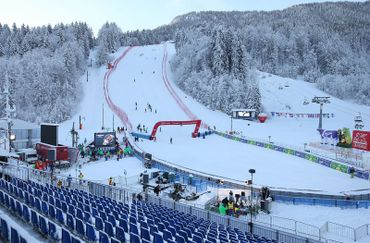 Podkoren Will Host the Slalom
